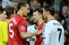 Ronaldo giúp sao M.U nguôi ngoai vụ vồ hụt Ronaldinho