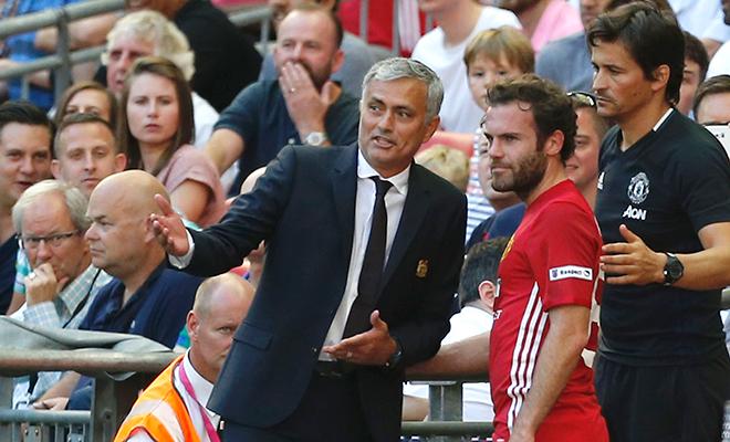 Man United: Mourinho cuối cùng đã thừa nhận tài năng của Juan Mata - Hình 1