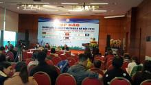 Triển lãm Vietbuild 2016 tại Hà Nội thu hút 1.350 gian hàng