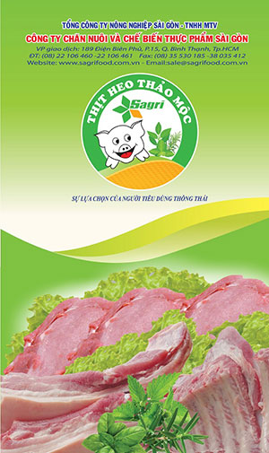 Công ty chăn nuôi và chế biến thực phẩm Sài Gòn