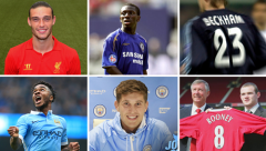 TOP 10 cầu thủ người Anh đắt giá nhất trong lịch sử chuyển nhượng