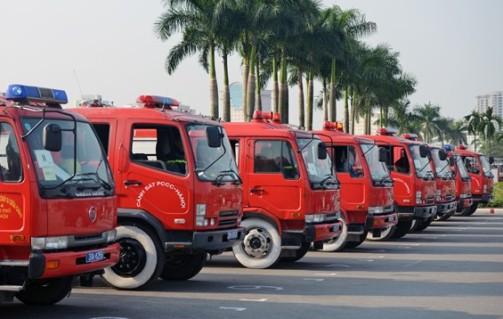 Công ty TNHH MTV BCA Thăng Long: Trúng thầu cung cấp 15 xe cứu nạn cứu hộ - Hình 1