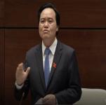 Bộ trưởng Phùng Xuân Nhạ: Áp lực thi THPT 2017 trong mức chấp nhận được