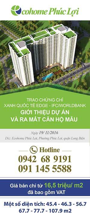 Ecohome Phúc Lợi