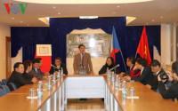 Thúc đẩy công tác người Việt tại Cộng hòa Séc