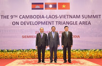 Thủ tướng kết thúc tốt đẹp chuyến tham dự Hội nghị Cấp cao CLV-9