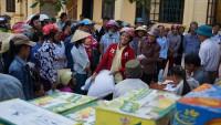 Tân Hiệp Phát ủng hộ 1.500 suất quà cho người dân Quảng Bình