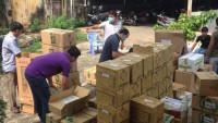 Bắt 3 đối tượng sản xuất thuốc bảo vệ thực vật giả