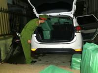 Huế: Bắt xế hộp chở 10 nghìn gói thuốc Zét lậu