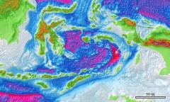Đứt gãy lớn nhất Trái Đất dưới vành đai lửa Thái Bình Dương
