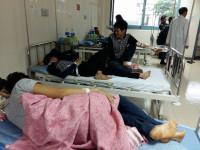 Huế: Hàng chục người nhập viện do ngộ độc thực phẩm
