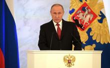 Thông điệp Liên bang 2016 của Putin: Nga không tìm kiếm kẻ thù