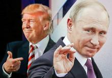 """Báo Pháp: """"Cặp bài trùng"""" Donald Trump và Vladimir Putin..."""