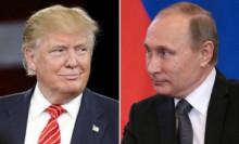 Tuần trăng mật ngọt ngào của Putin-Donald Trump