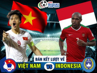 Việt Nam - Indonesia: Quyết định số phận (BK AFF Cup)