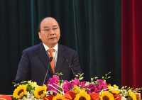 Thủ tướng Nguyễn Xuân Phúc dự và phát biểu tại lễ kỷ niệm 185 năm thành lập tỉnh Hưng Yên