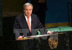 Cựu Thủ tướng Bồ Đào Nha trở thành Tổng thư ký Liên hợp quốc
