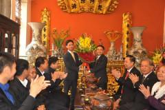 Ra mắt Văn phòng Trung tâm thường trực Kỷ lục - Độc bản tại Hà Nội