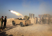 """Nga - Iran đánh sập mưu đồ """"xua"""" phiến quân IS tràn sang Syria"""