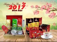 Cà phê Mê Trang khẩn trương chuẩn bị hàng Tết 2017