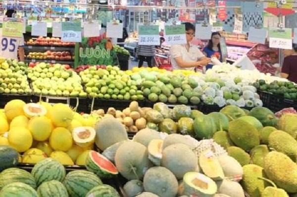Xuất khẩu trái cây, rau củ lập kỷ lục gần 2,2 tỷ USD - Hình 1