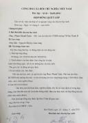 Trường Tiểu học Đại Thịnh B (Hà Nội): Một số khoản thu trái quy định