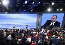 Tuyên bố đáng chú ý nhất của ông Putin trong cuộc họp báo ngày 23/12