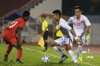 U21 Việt Nam để thua ngược 1-3 trước U21 Thái Lan