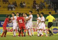 U21 Việt Nam thua vì lối chơi xấu xí