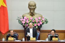 Thủ tướng Nguyễn Xuân Phúc chủ trì phiên họp Chính phủ thường kỳ tháng 12/2016