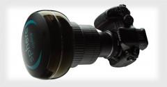 Ống kính Sphere biến DSLR trở thành máy ảnh 360 độ
