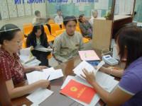 Hà Nội: Đã cấp gần 1,45 triệu sổ đỏ trong năm 2016