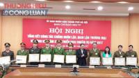 BCĐ 389/Hà Nội: Tổng kết công tác chống buôn lậu, GLTM, hàng giả năm 2016