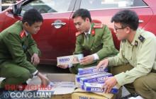 Một số vụ điển hình về buôn lậu, GLTT và hàng giả tại Hà Nội năm 2016