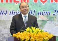 """Thủ tướng Nguyễn Xuân Phúc: """"Phát triển điện lực, đừng để nước đến chân mới nhảy"""""""