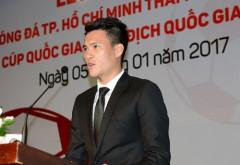 Công Vinh nắm cương vị mới tại Câu lạc bộ Bóng đá TPHCM