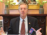 Đại sứ Ted Osius: Tôi sẽ tiếp tục làm đại sứ ở Việt Nam