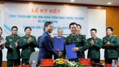 Bộ Công thương và Viettel ký kết ứng dụng công nghệ thông tin toàn diện