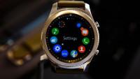 Samsung ra mắt đồng hồ Gear S3 sạc không dây