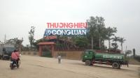 Xã Vạn Phúc (Thanh Trì, Hà Nội): Xây nhà hàng không phép trong hành lang thoát lũ?