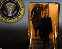 Tổng thống Obama rơi lệ khi đọc diễn văn cuối cùng trước khi từ nhiệm