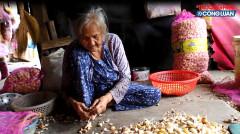 Xóm hành tỏi nghèo giữa Sài Gòn vào vụ Tết