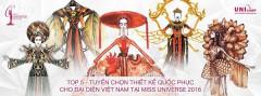 Ngắm nhìn 5 bộ Quốc phục của Lệ Hằng tại Miss Universe 2016