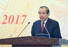Phó Thủ tướng Trương Hòa Bình: VPCP phải là cơ quan đi đầu, điển hình, gương mẫu
