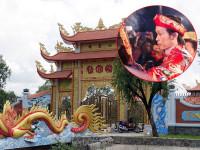 Nhà thờ Tổ của NSƯT Hoài Linh sẽ mở cửa 3 ngày Tết