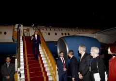 Ông John Kerry đến thăm Việt Nam lần cuối trên cương vị Ngoại trưởng Mỹ