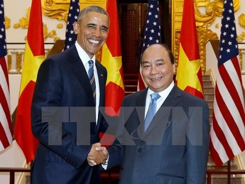 Hợp tác kinh tế, đầu tư tiếp tục là trọng tâm quan hệ Việt Nam - Hoa Kỳ - Hình 1