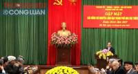 Hà Nội: Gặp mặt nguyên lãnh đạo thành phố qua các thời kỳ