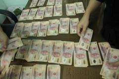 Triệt phá đường dây vận chuyển tiền giả từ Lạng Sơn về Hà Nội