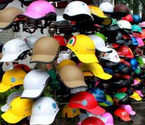 Hải Phòng : Mũ bảo hiểm giá rẻ lại